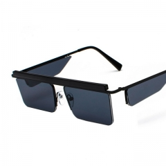 Trendy four lenses neutral sunglasses 7115