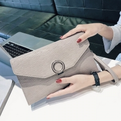 Envelope messenger bag personalized fashion temperament clutch