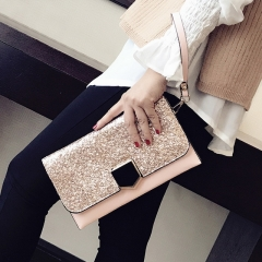 Ladies' Envelope Clutch Fashion Shoulder Bag Temperament Clutch