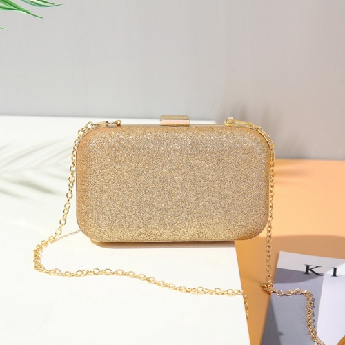 New sleek minimalist shoulder bag dinner clutch