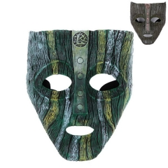 Halloween Collector's Edition Movie Theme Resin Rocky Mischievous God Disguised Geek Mask