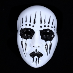 Horror Ghost Festival Festive Atmosphere Mask Slipknot Joey Mask Livek Band Livek Mask