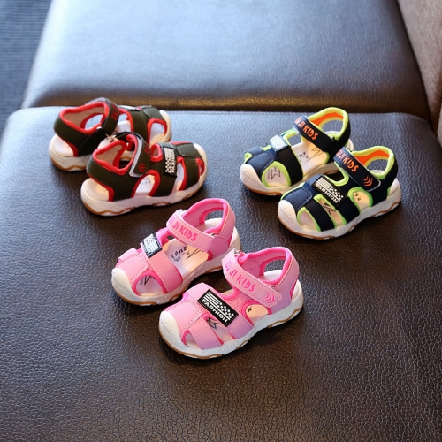 New children's functional shoes sandals