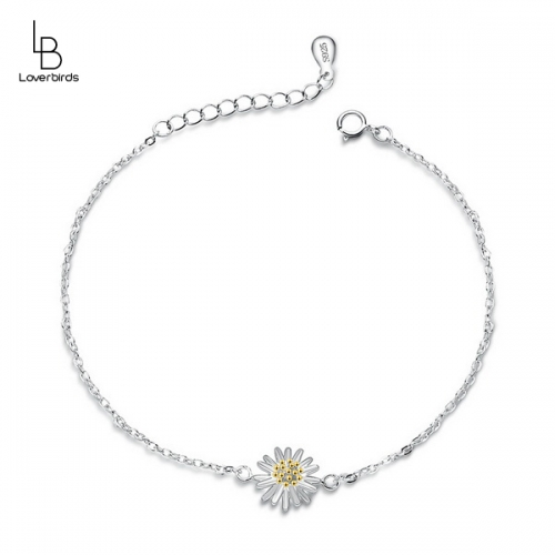 Small daisy bracelet fashion small fresh chrysanthemum hand jewelry