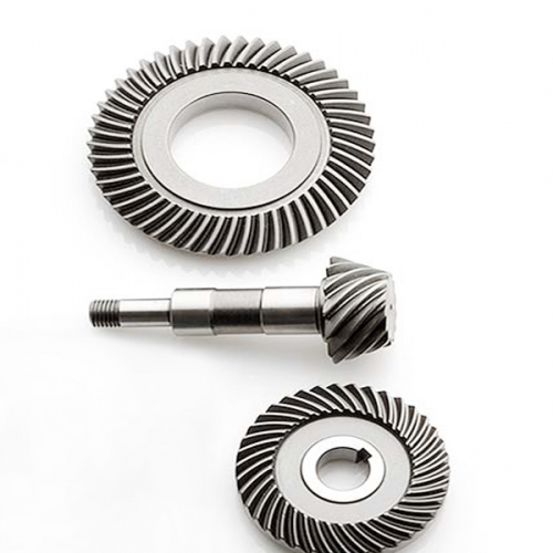 Stainless Steel Gear CNC Machining