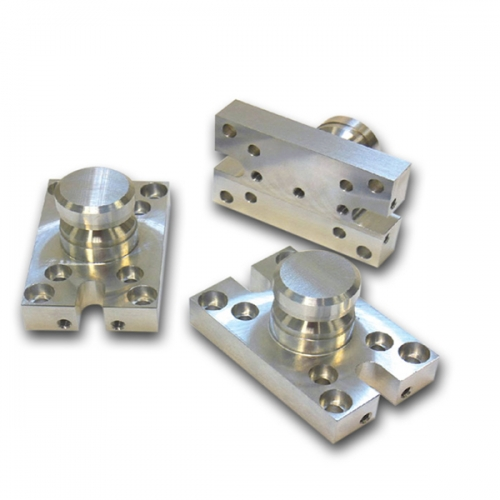 Precision Stainless Steel CNC Milling parts