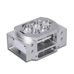 Custom CNC Milling Aluminum Components