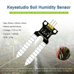 Free shipping! Keyestudio Soil Humidity Sensor for Arduino