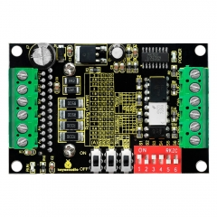 Keyestudio TB6560  Stepper Motor Drive Board For Arduino Projects(Black and Eco-friendly)