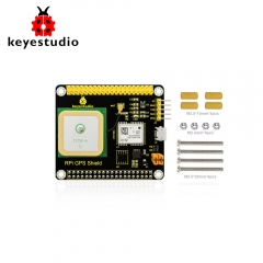 KEYESTUDIO NEO-6M  GPS Shield Expansion Board with Antenna for Raspberry Pi 3/CE Certification