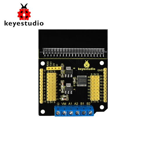 KEYESTUDIO Motor Drive Breakout Board For Micro : Bit