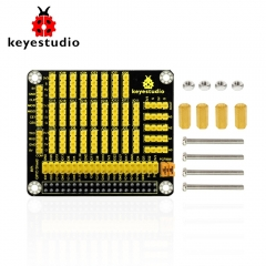 KEYESTUDIO RPI GPIO shield with-PCF8591 AD-DA for Raspberry Pi /CE certification
