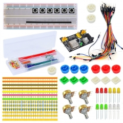 Free Shipping! Keyestudio Universal Parts Kit for Arduino project/ Generic Parts Package B1