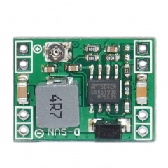 Free shipping!  DC - DC voltage power supply module 3A adjustable step-down module mini LM2596 ultra small volume