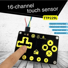 Keyestudio TTP229L 16-key Touch Sensor for arduino Uno R3