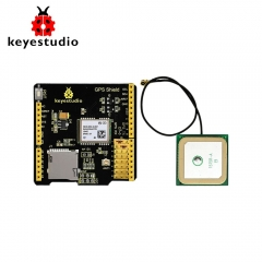 keyestudio GPS shield with SD slot +Antenna for Arduino UNO R3