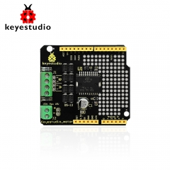 Keyestudio L298P Shield/2A High Current Dual  Motor Drive Module for arduino