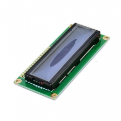 Free shipping ! (2pcs/lot) 5V 1602 LCD Module Display LCD 1602 16X2 /blue blacklight white character