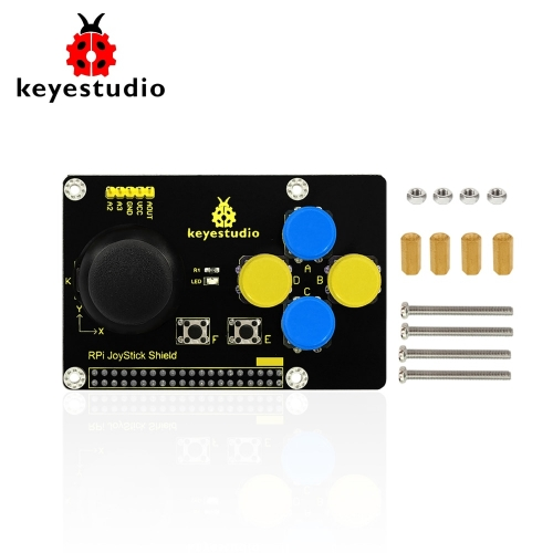 Keyestudio RPI JoyStick Shield for Raspberry Pi /CE certification