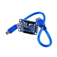 Free shipping! Bluetooth Bee xbee adapter USB Adapter module(Blue) + usb cable for Arduino
