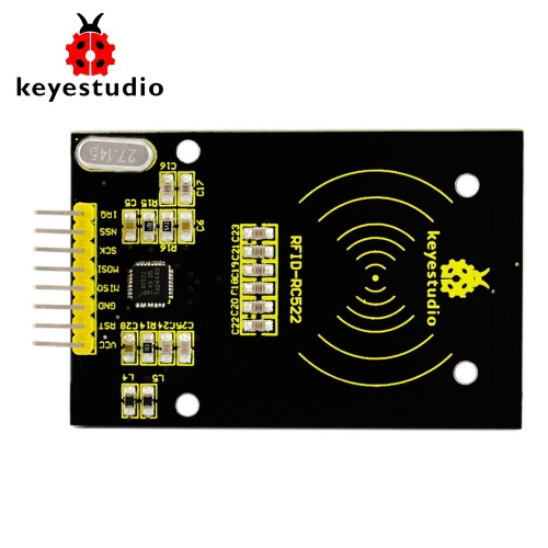 Free shipping!Keyestudio RC522 RFID module for Arduino