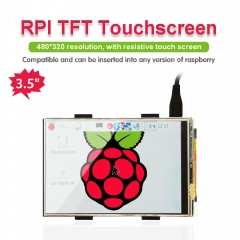 keyestudio RPI TFT3.5 Touch Shield for Raspberry Pi /CE certification