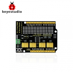 Keyestudio 16-channel Servo Motor Drive Shield For Arduino