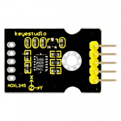 Free shipping! ADXL345 3-Axis Acceleration Module Accelerometer Gravity Tilt Module for arduino