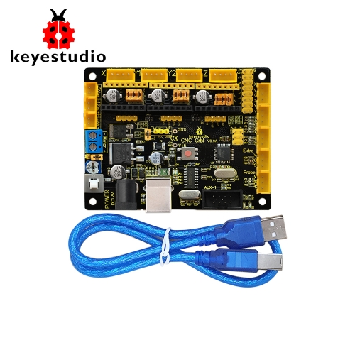 New Keyestudio CNC GRBL V0.9 Board for CNC/Laser engraving