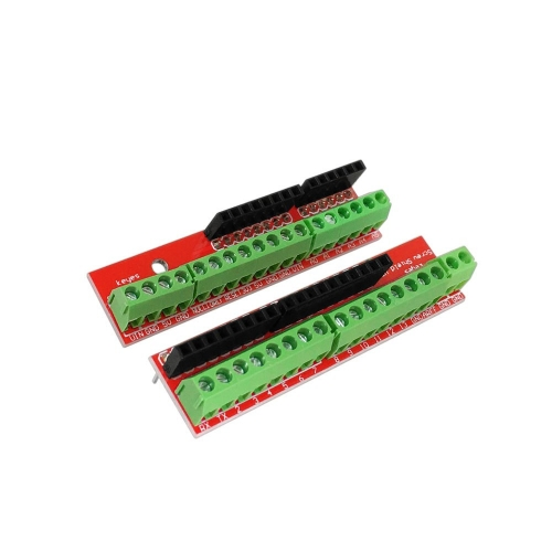 Keyes Screw shield V2 Stud Terminal expansion board (double support)