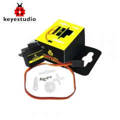 Free shipping !Keyestudio Micro Servo SG90  0-180 degrees  for Arduino Smart Car Robot /Aircraft / CE Certification