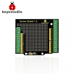 Keyestudio Proto Screw Shield Assemble Bindingpost Proto Shield for Arduino UNO R3