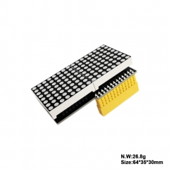 KEYESTUDIO 16*8 LED Matrix Shield for Raspberry Pi/CE certification