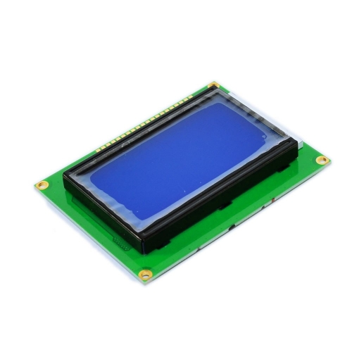Keyes Hi-Q 128*64 DOTS LCD module 5V blue screen 12864 LCD with backlight ST7920 Parallel port
