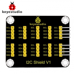 keyestudio I2C Interface Conversion Shield V1 For Arduino