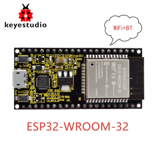 2019New Keyestudio ESP32-WROOM-32D Module Core  Board /Wi-Fi+BT+BLE MCU  For Arduino