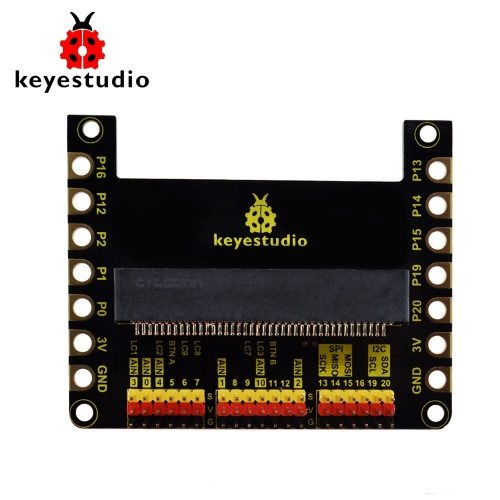 Keyestudio 3V Sensor Shield Board  For BBC Micro:bit
