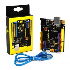 KEYESTUDIO UNO R3 Development Board For Arduino Official Upgrated Version With Pin Header Interface