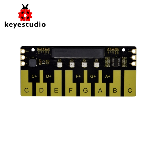 NEW! Keyestudio Piano TTP229-LS  shield for Micro Bit