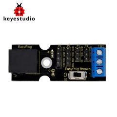 Keyestudio EASY Plug RJ11 6P6C Breakout Board  Shield for Arduino