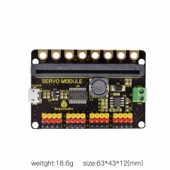 KEYESTUDIO 16-channel PCA9685PW SERVO Shield for Micro:bit