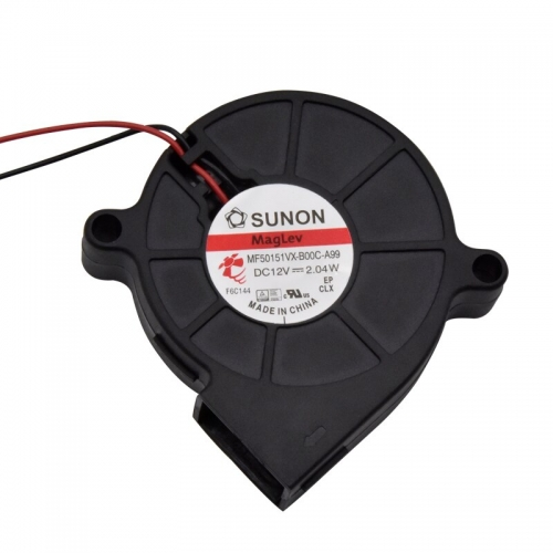 NEW SUNON DC12V 2.04W  MF50151VX-B00C-G99 cooling fan for Arduino