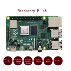 New Official Original Raspberry Pi 4 Model B 2GB Development Board/Support Bluetooth 5.0