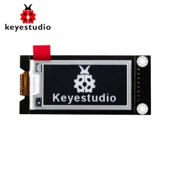 Keyestudio E-Ink Screen LCD  Dispaly Module 2.13 Inch 250*122 Black &White color for Arduino UNOR3