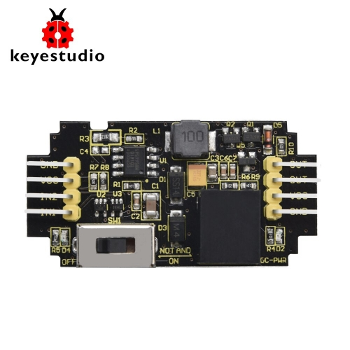 KEYESTUDIO AND NOT Gates Logic Level Shifter Converter Circuit Module for Arduino