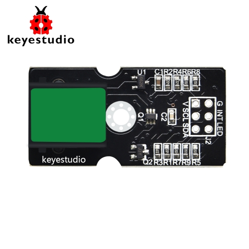 Keyestudio RJ11  RGB TCS34725 Color Sensor Module I2C interface for Arduino STEM