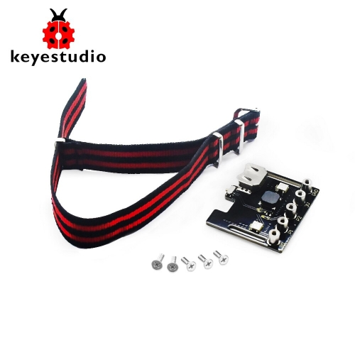 Keyestudio Power Shield Module without battery  for  BBC Micro bit(Battery type is CR1632)