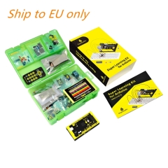 Free Shipping to EU!! Keyestudio Super Starter Kit/Learning Kit With Mega 2560R3 For Arduino Education Project +PDF(online)+32Projects+Gift Box