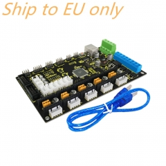 Free shipping to EU! !MKS GEN V1.2 Controller Board  for 3 D Printer