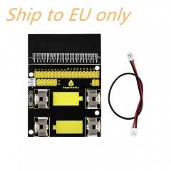 Free shipping to EU!! Keyestudio  Power Supply Shield for BBC Micro:Bit